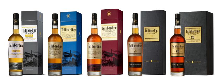 Tullibardine, Szkocja, szkocka whisky, Single Malt, destylarnia, Highland