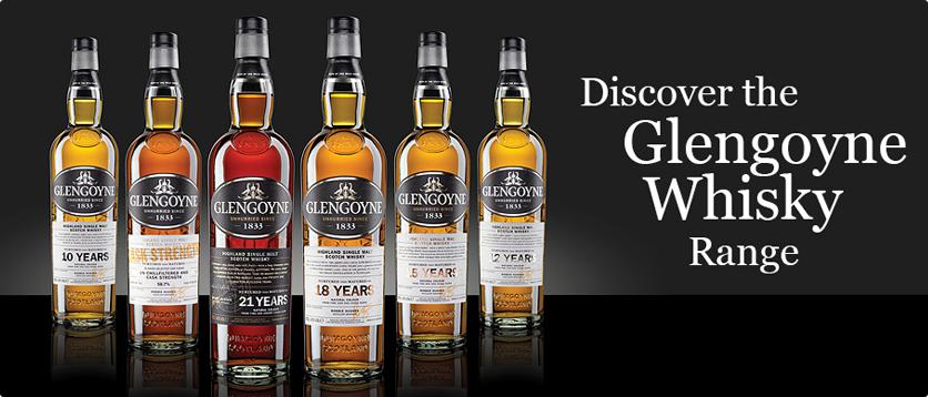 Glengoyne, Szkocja, szkocka whisky, Singlemalt, destylarnia, Highland