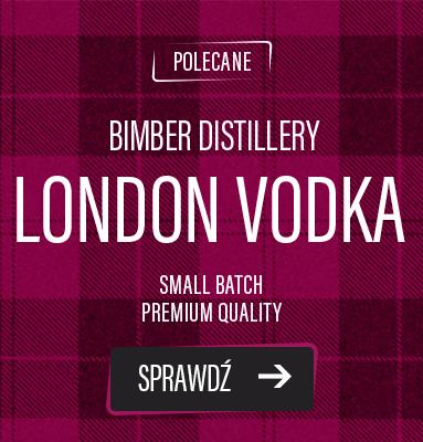 Bimber Distillery London Vodka