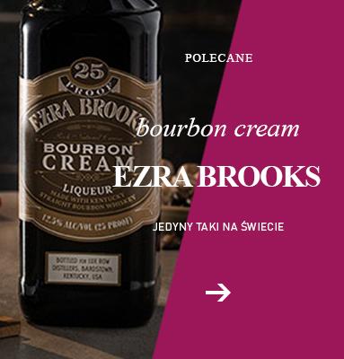 Ezra Brooks Cream
