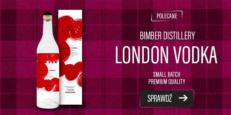 Bimber Distillery London Vodka