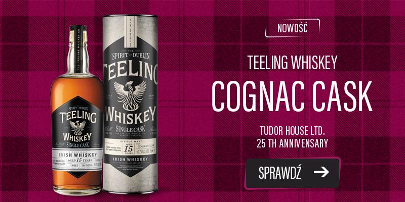 Teeling Whiskey Cognack Cask