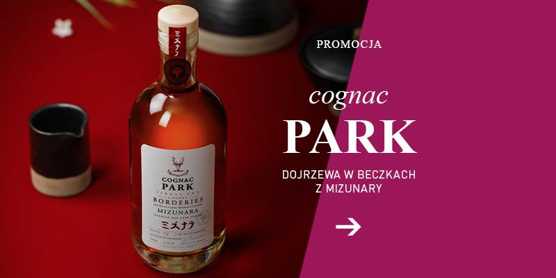 Cognac Park Borderies Mizunara
