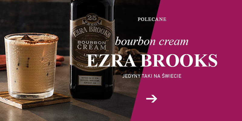 Ezra Brooks Cream