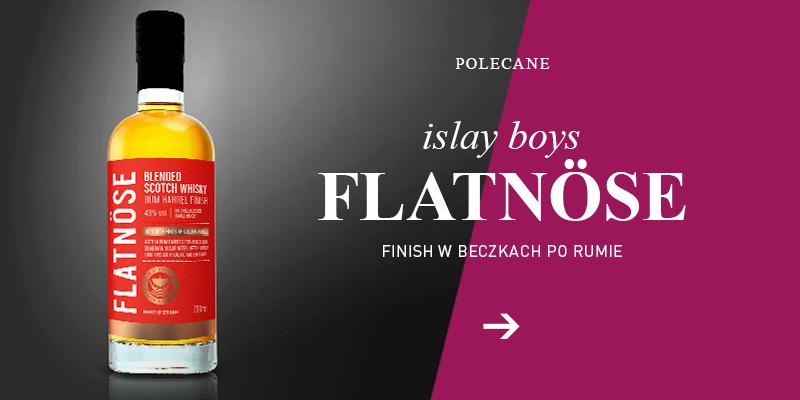 Islay Boys Flatnose Rum