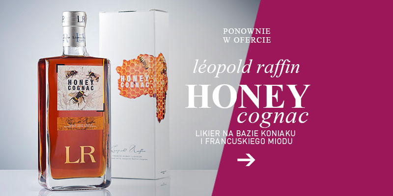Leopold Raffin Honey Cognac