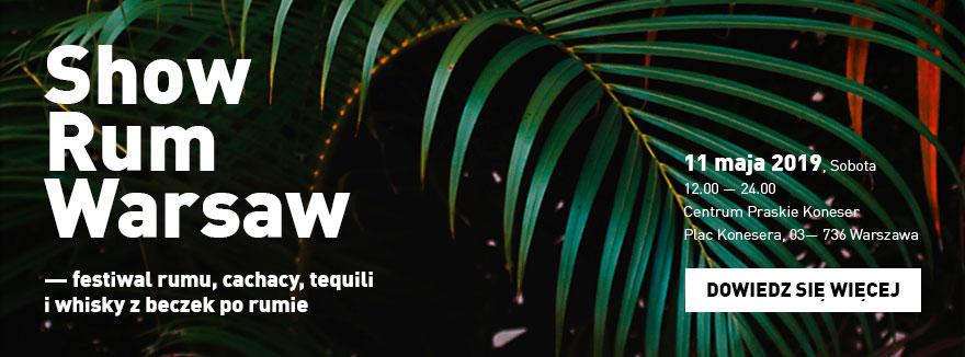 Show Rum Warsaw 2019