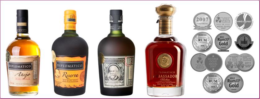 Diplomatico, rum, wenezuela