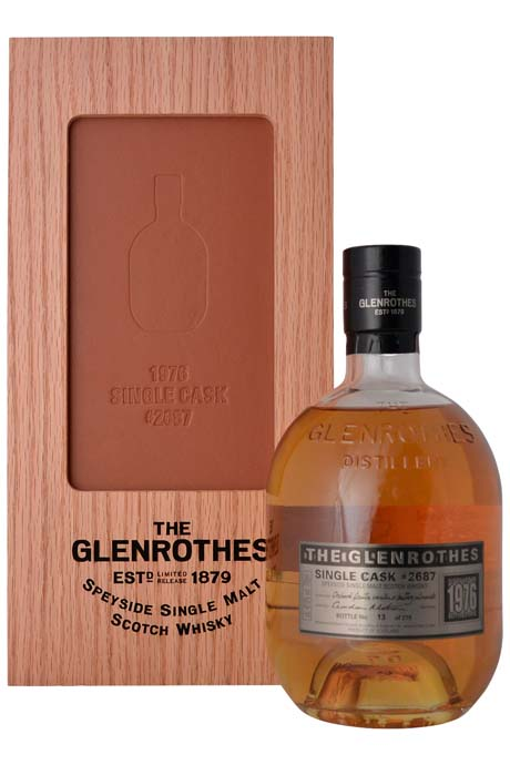Glenrothes 1976 SINGLE CASK #2687