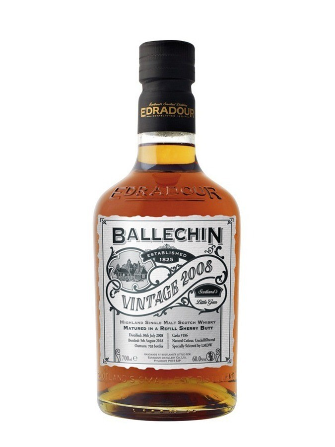 Ballechin 10YO 2008 LMDW The Chronicles