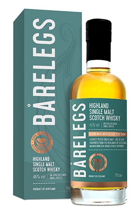Barelegs Highland Single Malt