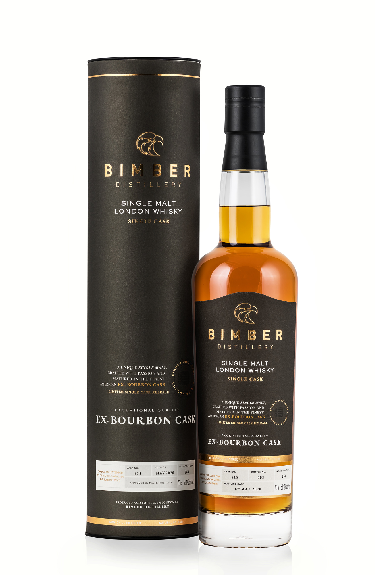 Bimber Single Cask Ex-Bourbon #15