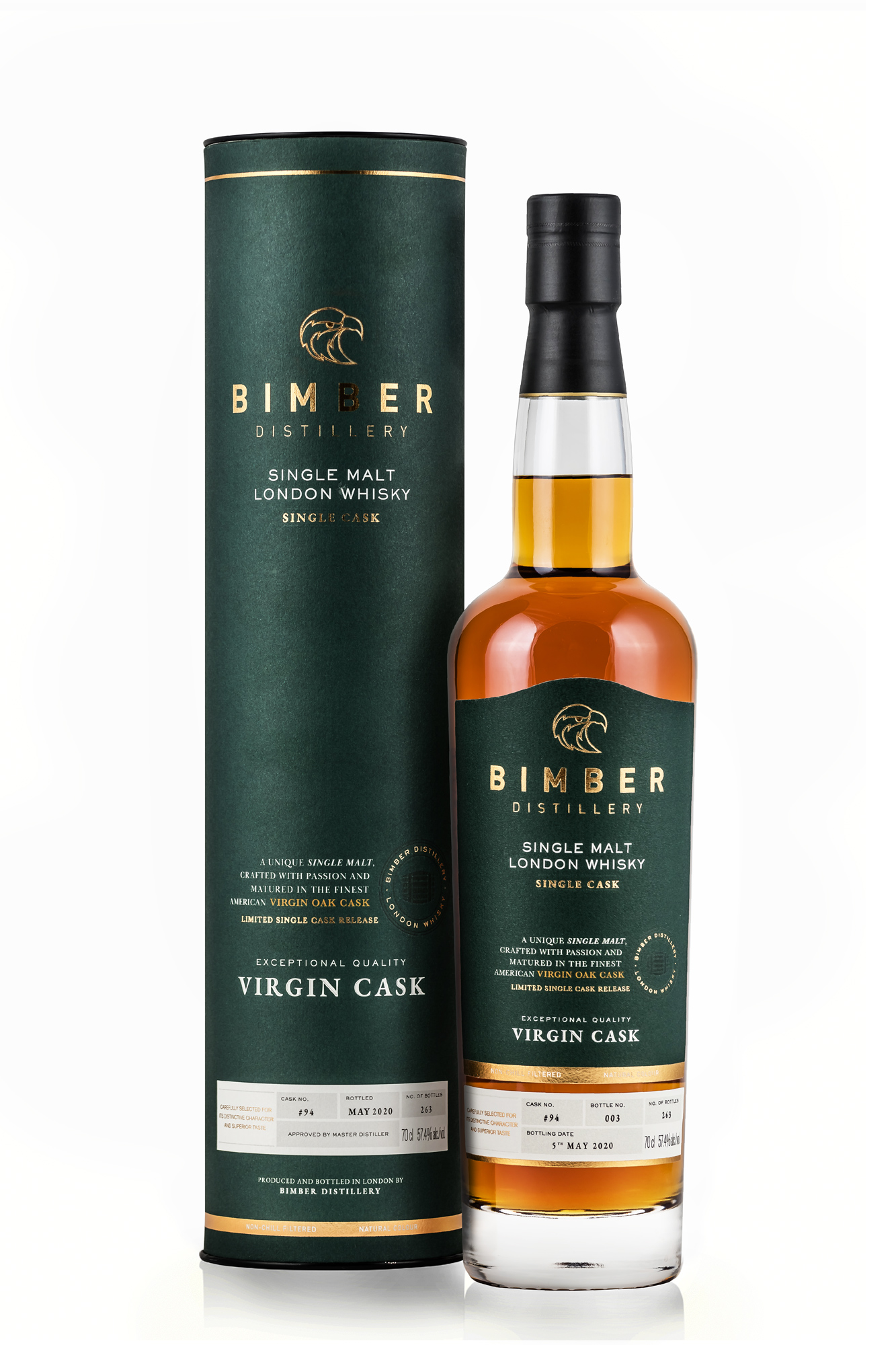 Bimber Single Cask Virgin #94