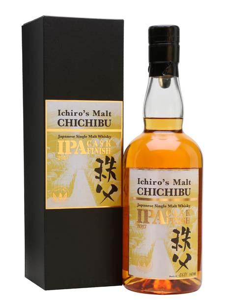Chichibu Ichiro's Malt IPA Cask Finish 2017