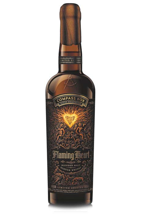 Compass Box Flaming Heart 6th Edition