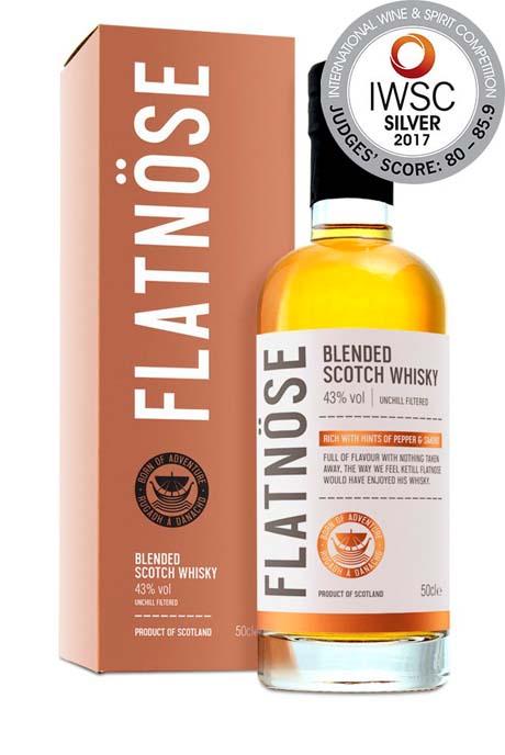Flatnose blended