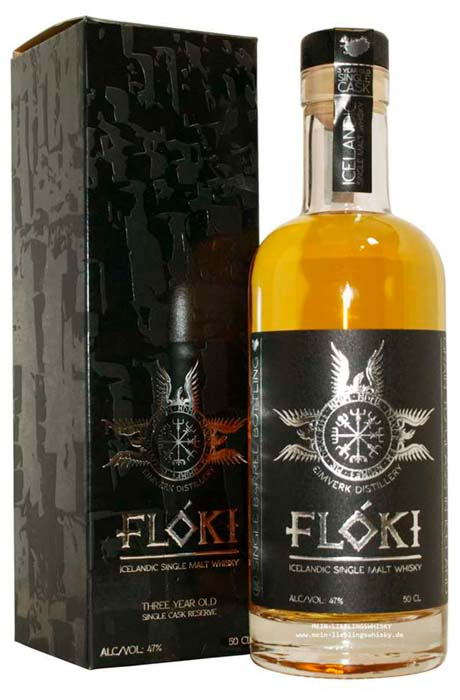 FLOKI Single Malt Whisky
