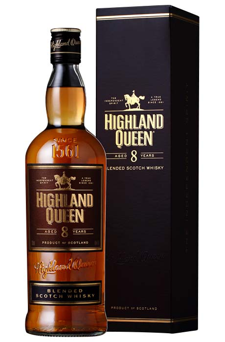 Highland Queen 8 Years Old