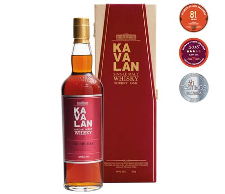 Kavalan Ex-Sherry Oak