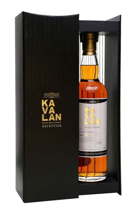 Kavalan Selection Peaty Cask