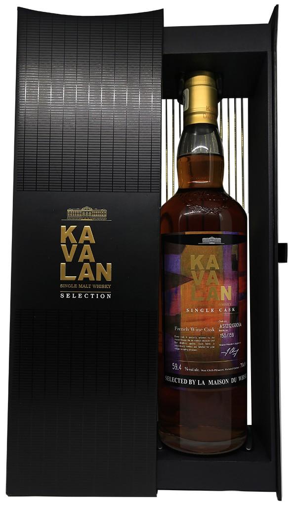 Kavalan Wine Cask LMDW