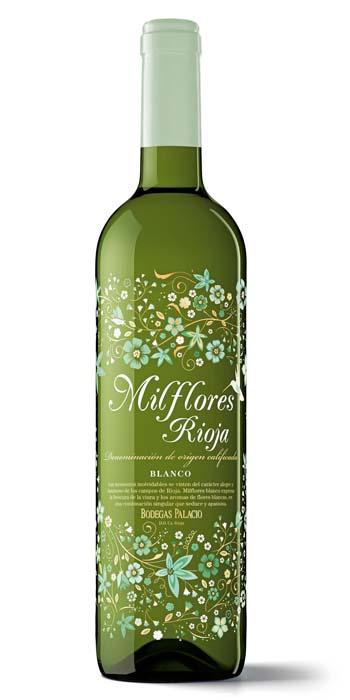 Milflores Rioja 2017 Blanco