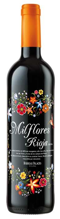 Milflores Rioja 2018 Tinto