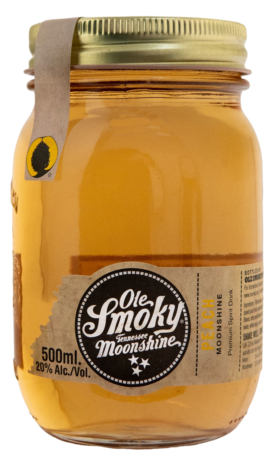 Ole Smoky Peach
