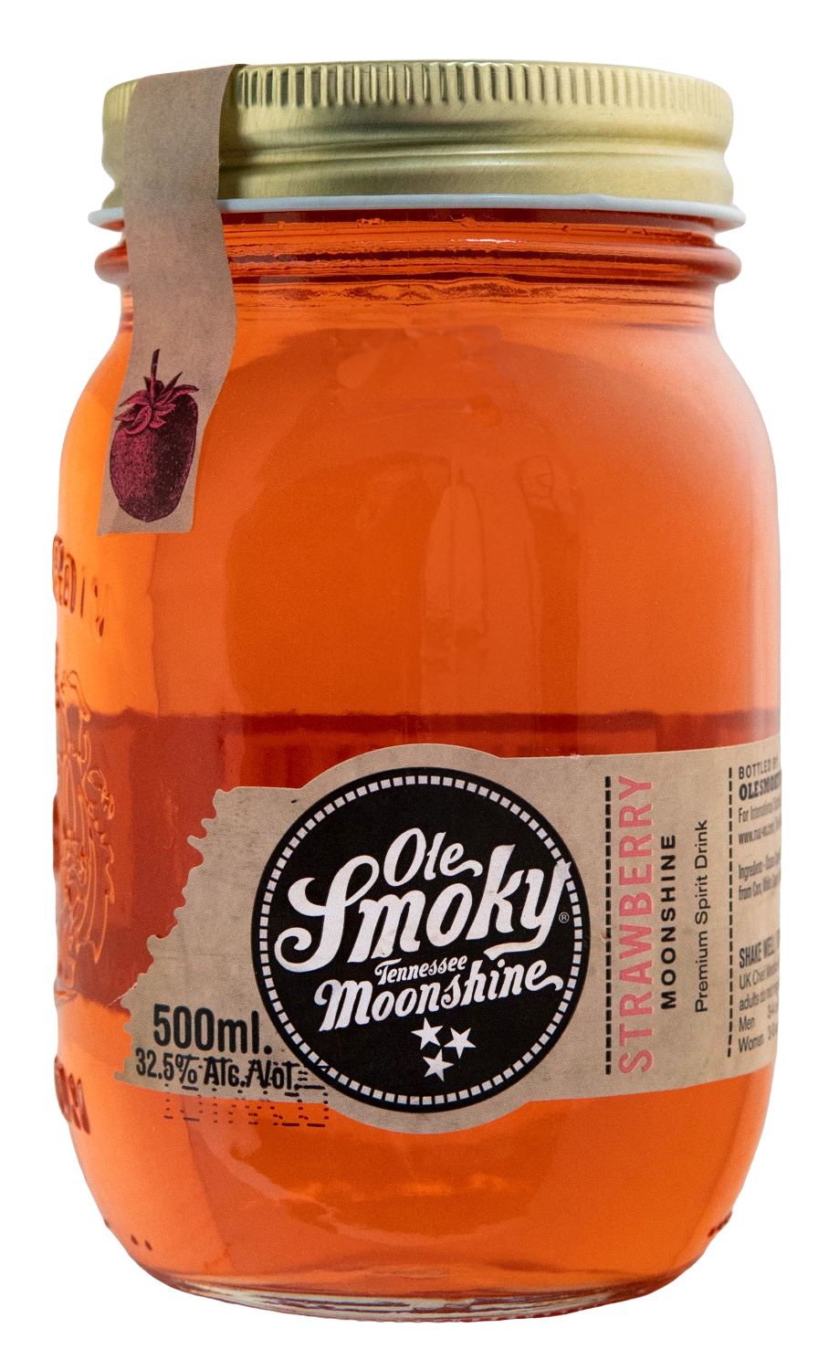 Ole Smoky Strawberry