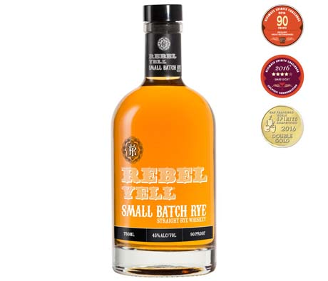 Rebel Yell Small Batch Rye