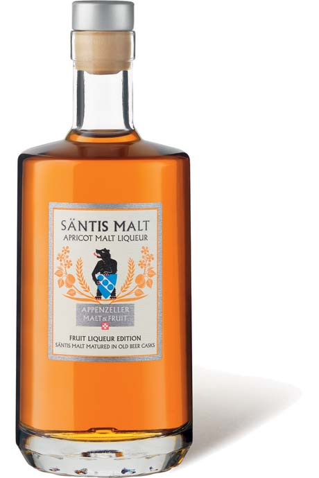 Santis Malt Apricot Likor