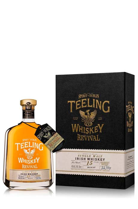 Teeling Revival IV 15 Years Old