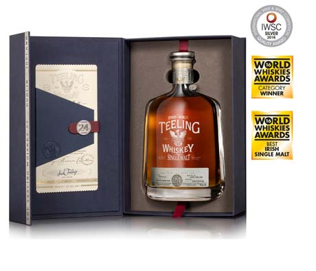 Teeling Single Malt 24 Years Old
