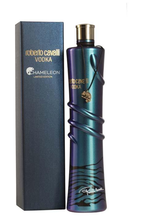 Roberto Cavalli Vodka - Chameleon