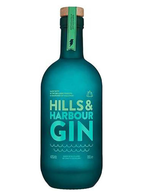 Hills &Harbour Gin