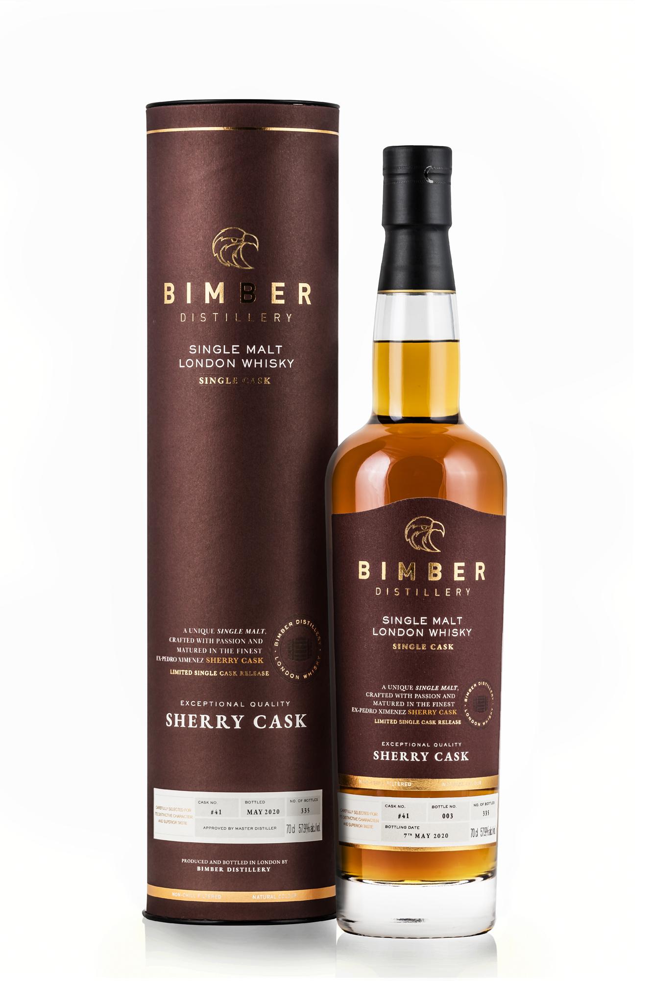 Bimber Sherry Cask #41