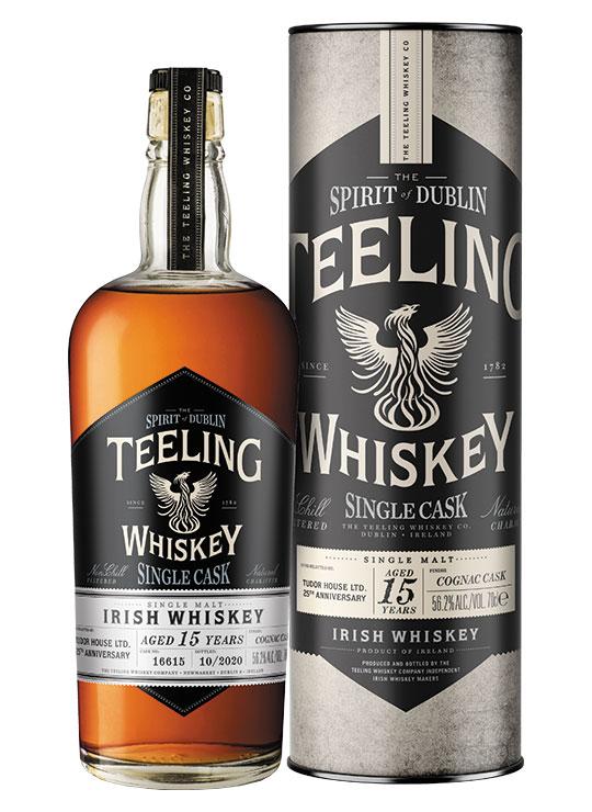 Teeling 15 YO Cognac Cask - 25 th Anniversary