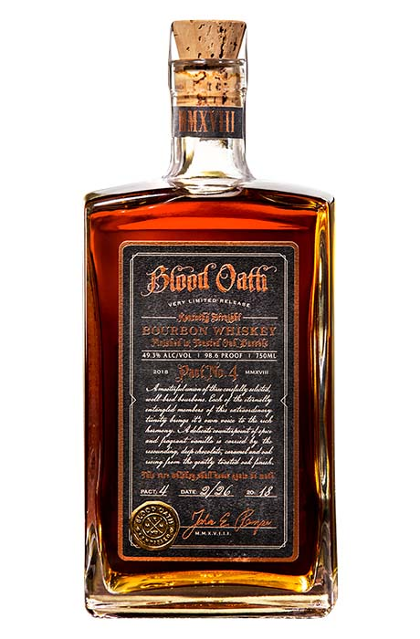 Blood Oath Pact IV