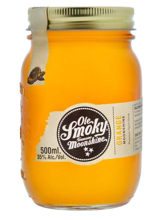 Ole Smoky Big Orange