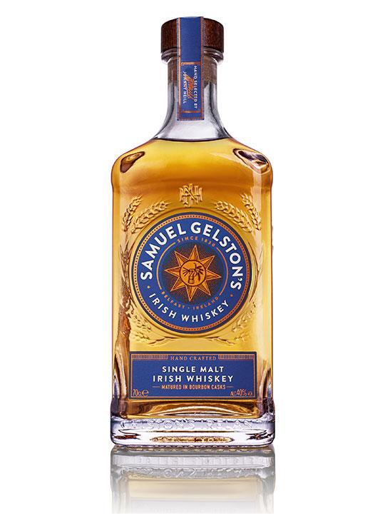 Samuel Gelston's Matured In Bourbon Casks