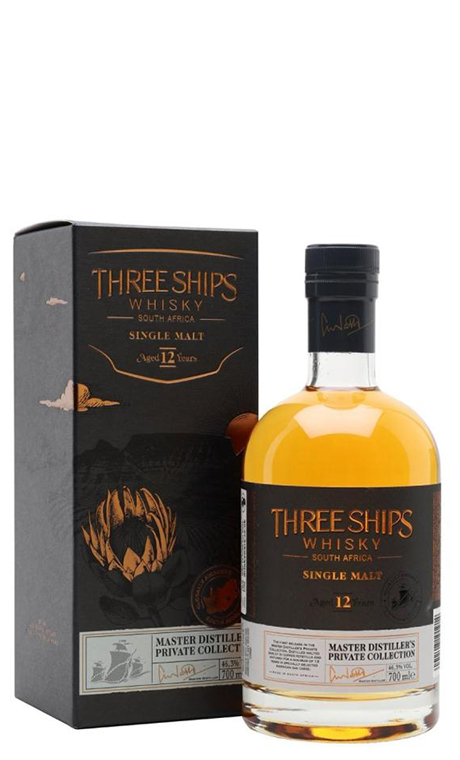 Three Ships 12 YO Peated