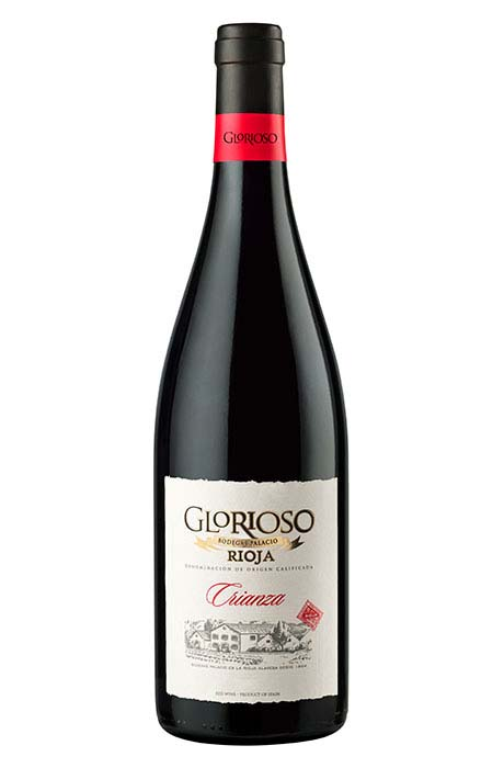 Glorioso 2015 Crianza Rioja Red