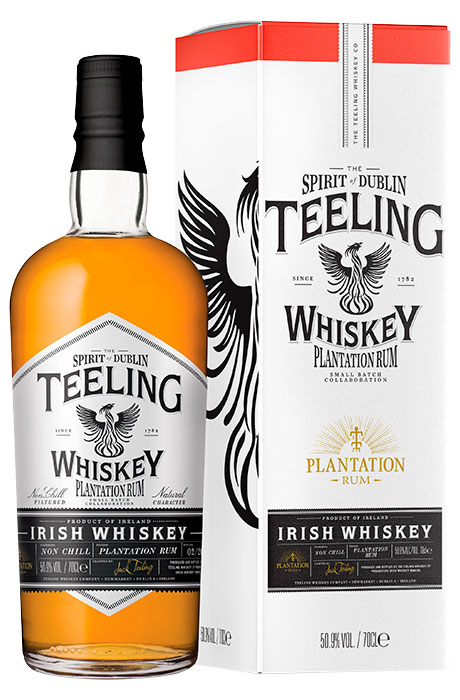 Teeling Plantation Small Batch Collaboration