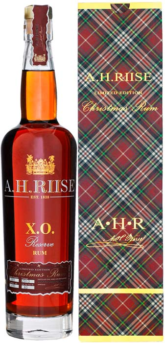 AH Riise Christmas Edition Sherry Finish