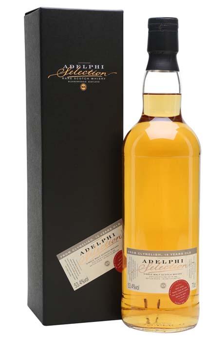Adelphi Clynelish 1996 19 YO