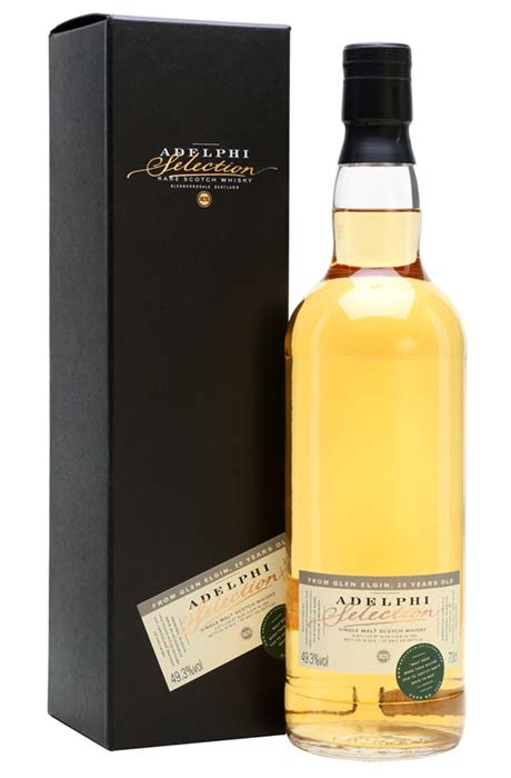 Adelphi Glen Elgin 1995 20 YO