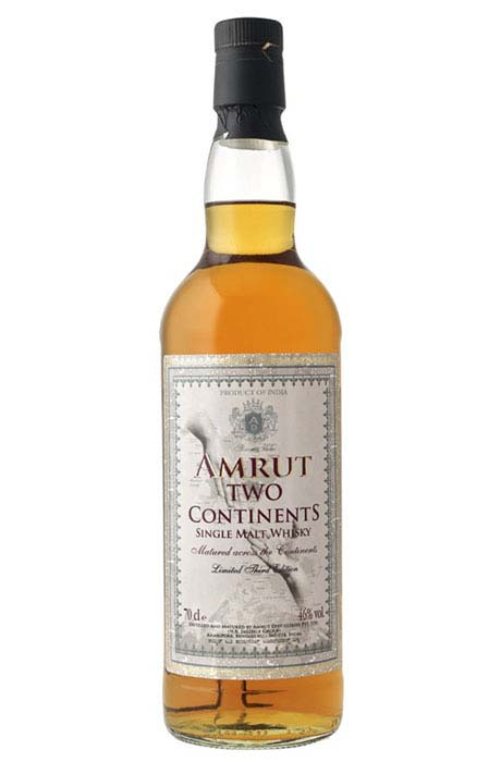 Amrut Two Continents 3rd Edition