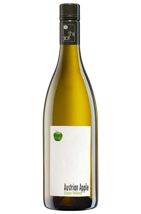 the.dot AUSTRIAN APPLE Grüner Veltliner 2016