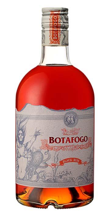 Botafogo Black Rum