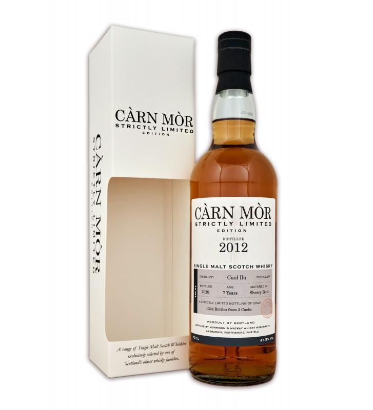 Carn Mor Limited Edition Caol Ila 2012 7YO